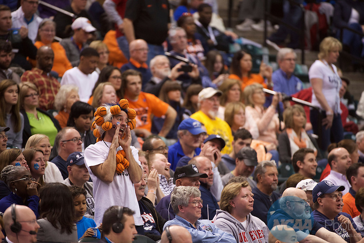 05 APR 2016:  Syracuse University takes on University of Connecticut during the Division I Women's Final Four held at Bankers Life Fieldhouse in Indianapolis, IN.  Connecticut defeated Syracuse 82-51 for the national title.  Jamie Schwaberow/NCAA Photos