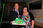 Brendan Walker 70th