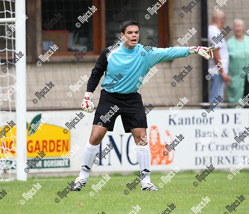 2007-08-19 / Voetbal / Tubantia Borgerhout / Philippe Swolfs