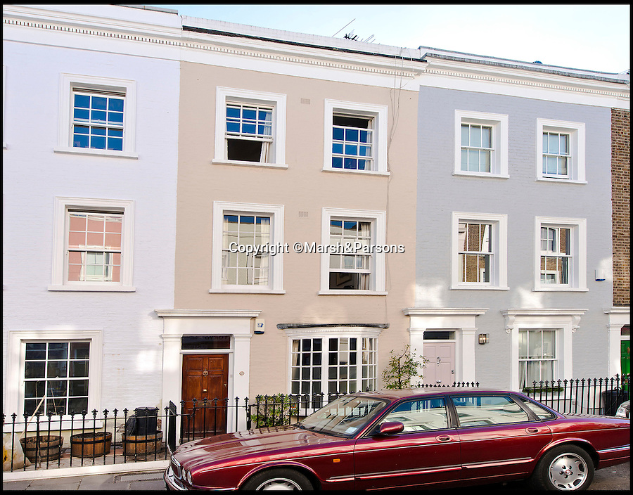 BNPS.co.uk (01202 558833)<br /> Pic: Marsh&Parsons/BNPS<br /> <br /> Wannabe crime writers might find some literary inspiration in the former home of bestselling author PD James.<br /> <br /> The London townhouse where the famous writer wrote many of her early novels would be a thrilling investment for any fans who can afford the £2.5million price tag.<br /> <br /> The three-bedroom Victorian home in Hillgate Street, Kensington, is on the market with Marsh and Parsons.<br /> <br /> The house was originally built in the 1830s as a tied cottage for Kensington Palace and has retained many period features.