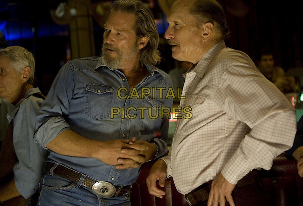 JEFF BRIDGES & ROBERT DUVALL.in Crazy Heart.*Filmstill - Editorial Use Only*.CAP/FB.Supplied by Capital Pictures.