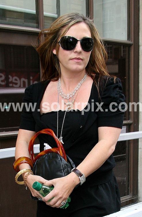 **ALL ROUND PICTURES FROM SOLARPIX.COM**.**WORLDWIDE SYNDICATION RIGHTS**.Jessie Wallace departs from Radio 1 studios, London.JOB REF: 4084   SSD     DATE: 16.06.07.**MUST CREDIT SOLARPIX.COM OR DOUBLE FEE WILL BE CHARGED* *UNDER NO CIRCUMSTANCES IS THIS IMAGE TO BE REPRODUCED FOR ANY ONLINE EDITION WITHOUT PRIOR PERMISSION*