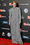 Spanish model Bimba Bose during Barcelona 5th AIDS Ceremony. November 24,2014.(ALTERPHOTOS/Acero)
