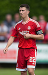 Aberdeen v St Johnstone...28.06.15  Glebe Park, Brechin..Pre-Season Friendly<br /> Ryan Jack<br /> Picture by Graeme Hart.<br /> Copyright Perthshire Picture Agency<br /> Tel: 01738 623350  Mobile: 07990 594431