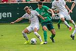 07.07.2019, Parkstadion, Zell am Ziller, AUT, PSP SV WERDER BREMEN vs WSG SWAROVSKI TIROL<br /> <br /> im Bild / picture shows <br /> <br /> <br /> Niclas Füllkrug / Fuellkrug (Neuzugang Werder Bremen #11)<br /> <br /> Foto © nordphoto / Kokenge