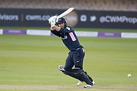James Harris of Middlesex CCC clips square of the wicket for runs during Middlesex vs Lancashire, Royal London One-Day Cup Cricket at Lord's Cricket Ground on 10th May 2019