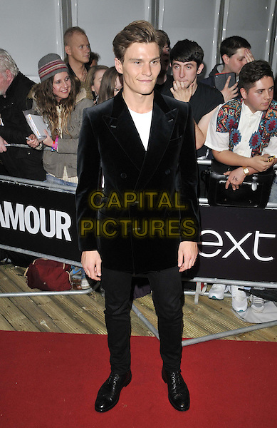LONDON, ENGLAND - JUNE 03: Oliver Cheshire attends the Glamour Women Of The Year Awards 2014, Berkeley Square Gardens, Berkeley Square, on Tuesday June 03, 2014 in London, England, UK.<br /> CAP/CAN<br /> &copy;Can Nguyen/Capital Pictures