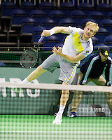 13-02-13, Tennis, Rotterdam, ABNAMROWTT, Matthias Bachinger