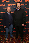 "Fred Applegate and Shuler Hensley attends the ""The Ferryman"" cast change photo call on January 17, 2019 at the Sardi's in New York City."