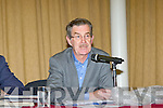 Guest speaker Dick Spring address the Irish Farmers Association AGM in the Manor West Hotel Tralee on Monday night