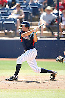 Seth Mejias-Brean, Arizona Wildcats vs UCLA Bruins at Sancet Stadium, Tucson, AZ - 04/25/2010.Photo by:  Bill Mitchell/Four Seam Images.