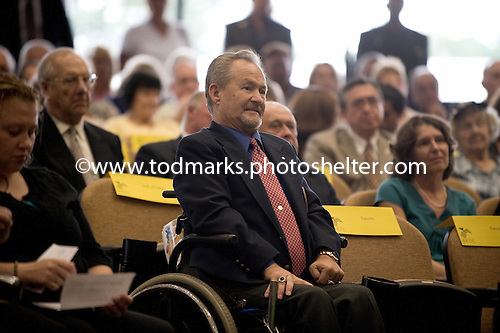 Part 2 of the Saratoga retrospective is in the works. Visit www.photoshelter.com/c/todmarks to seem more images like this shot of former jockey Ron Turcotte at the Hall of Fame ceremonies.