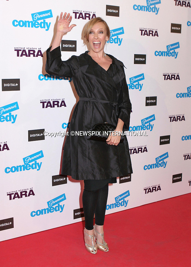 "TONI COLLETTE.rumoured to be pregnant at the ""United States of Tara"" premiere, Madrid_29/04/2009.Mandatory Credit Photo: ©NEWSPIX INTERNATIONAL..**ALL FEES PAYABLE TO: ""NEWSPIX INTERNATIONAL""**..IMMEDIATE CONFIRMATION OF USAGE REQUIRED:.Newspix International, 31 Chinnery Hill, Bishop's Stortford, ENGLAND CM23 3PS.Tel:+441279 324672  ; Fax: +441279656877.Mobile:  07775681153.e-mail: info@newspixinternational.co.uk"