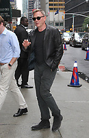 AUG 15 Daniel Craig at 'The Late Show with Stephen Colbert'