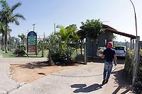CAMPINAS, SP 23.10.2018-ECOPONTO localizado no Jd Eulina, na cidade de Campibnas (SP). (Foto: Denny Cesare/Codigo19)