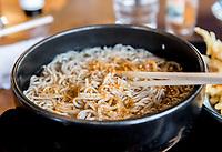 Soba Noodle Making + Shaved Ice
