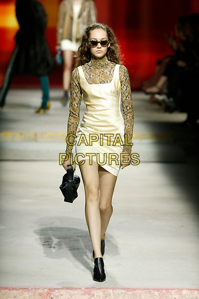 Topshop<br /> fashion show at London Fashion Week<br /> Spring Summer 2018<br /> in London, England in September 2017.<br /> CAP/GOL<br /> &copy;GOL/Capital Pictures