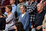 30.09.2019, Audi Dome, Muenchen, GER, BBL, FC Bayern Muenchen vs. Hamburg Towers, im Bild Susanne Hoeness<br /> <br />  Foto © nordphoto / Straubmeier