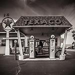 "GAS FROM THE PAST -- I still remember the old slogan, ""You Can Trust Your Car to the Man Who Wears the Star"" -- a vintage gas station on the way to Galena, Illinois, USA. #michaelknapstein #midwestmemoir #blackandwhite #B&W #monochrome #motherfstop #wisconsin  #bwphotography #myfeatureshoot  #fineartphotography #americanmidwest #squaremag #lensculture #mifa #moscowfotoawards #moscowinternationalfotoawards #rps #royalphotographicsociety #CriticalMass #CriticalMassTop200 #photolucida  #portfolioshowcase11 #thegalaawards #thepolluxawards #flakphoto #ipe160 #ipe161 #grainedephotographe  #galleryofwisconsinart"