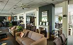 EINDHOVEN   - interieur clubhuis,  Golfbaan Welschap.   COPYRIGHT KOEN SUYK
