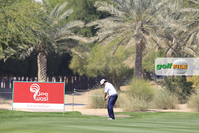 \{prsn}\ during Thursday's Round 1 of the 2015 Omega Dubai Desert Classic held at the Emirates Golf Club, Dubai, UAE.: Picture Eoin Clarke, www.golffile.ie: 1/29/2015