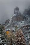 Early Winter Storm #2, San Juan Mountains, Colorado