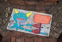 London Street Art - 30.12.2016