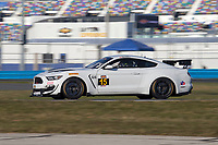 IMSA Continental Tire SportsCar Challenge<br /> December Test<br /> Daytona International Speedway<br /> Daytona Beach, FL USA<br /> Wednesday, 06 December, 2017<br /> 15, Ford, Ford Mustang GT4, GS, Scott Maxwell, Jade Buford<br /> World Copyright: Brian Cleary<br /> LAT Images