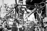 big post-race clean-up after the last of the 2018 Spring Classics<br /> <br /> 104th Li&egrave;ge - Bastogne - Li&egrave;ge 2018 (1.UWT)<br /> 1 Day Race: Li&egrave;ge - Ans (258km)