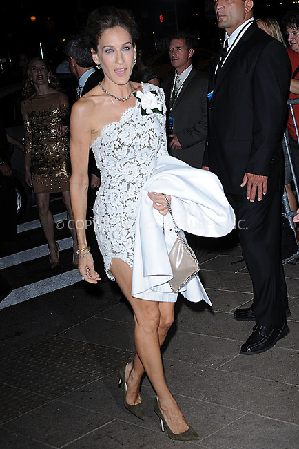 WWW.ACEPIXS.COM . . . . . .September 22, 2011...New York City...Sarah Jessica Parker attends the 2011 New York City Ballet Fall Gala at the David Koch Theatre at Lincoln Center on September 22, 2011 in New York City. ....Please byline: KRISTIN CALLAHAN - ACEPIXS.COM.. . . . . . ..Ace Pictures, Inc: ..tel: (212) 243 8787 or (646) 769 0430..e-mail: info@acepixs.com..web: http://www.acepixs.com .