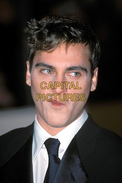 JOAQUIN PHOENIX.headshot, portrait, funny.www.capitalpictures.com.sales@capitalpictures.com.©Capital Pictures
