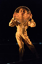 RIVVERRUN: INTERFACE OF THE UNSTABLE BODY, is performed, by Jin Yeob Cha, at The Place, as part of a Festival of Korean Dance. Jin Yeob Cha is also the choreographer of the piece, with visual art by Vakki.