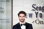 Juan Betancourt attends to the inauguration party of the Seagram's New York Hotel at Only You in Madrid, Spain. November 30, 2016. (ALTERPHOTOS/BorjaB.Hojas)
