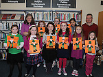 St. Patrick's Art Workshop @ Library