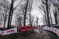 Arthur Kluckers (LUX)<br /> <br /> Junior Men's Race<br /> UCI CX Worlds 2018<br /> Valkenburg - The Netherlands