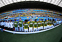 Brazil team group (BRA),<br /> JUNE 28, 2014 - Football / Soccer :<br /> FIFA World Cup Brazil 2014 Round of 16 match between Brazil 1(3-2)1 Chile at Estadio Mineirao in Belo Horizonte, Brazil. (Photo by D.Nakashima/AFLO)
