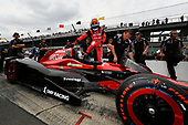 Verizon IndyCar Series<br /> Indianapolis 500 Qualifying<br /> Indianapolis Motor Speedway, Indianapolis, IN USA<br /> Saturday 20 May 2017<br /> Mikhail Aleshin, Schmidt Peterson Motorsports Honda<br /> World Copyright: Scott R LePage<br /> LAT Images<br /> ref: Digital Image lepage-170520-indy-2019