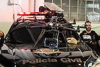 SÃO PAULO, SP, 04.10.2015 - DOMINGO-AÉREO- Domingo aéreo é uma exposição de aeronaves, viaturas e artigos militares, realizado no Parque de Material Aeronáutico de São Paulo (PAMA-SP), no Campo de Marte região norte da capital paulista neste domingo, 04. (Foto: Marcos Moraes / Brazil Photo Press)