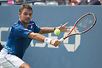 Stanislas Wawrinka (SUI) finally defeats Hyeon Chung (KOR)  7-6, 7-6, 7-6