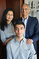 University of Chicago - Laboratory Schools - Mehta Family - June 3, 2014