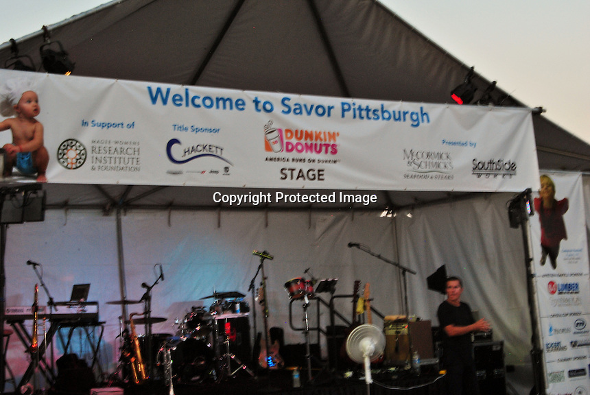 The 8th Annual Savor Event of Pittsburgh to Benefit the  Prematurity Unit of Magee-Womens Hospital