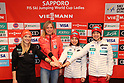 Ski Jumping: Press conference of FIS Ski Jumping World Cup Women's