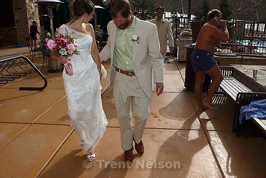 dean singleton? Pete DeLuca and Kristy wedding; 4.21.2006<br />