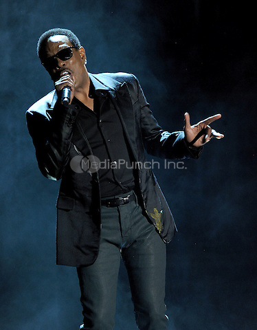BEVERLY HILLS, CA - APRIL 11: Charlie Wilson performs on the 2015 TV Land Awards at the Saban Theater on April 11, 2015 in Beverly Hills, California. FMPG/MediaPunch