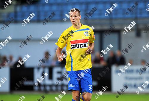 2012-08-25 / Voetbal / seizoen 2012-2013 / KVC Westerlo / Kenneth Schuermans..Foto: Mpics.be