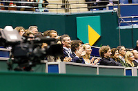 12-2-10, Rotterdam, Tennis, ABNAMROWTT,Centrecourt, people