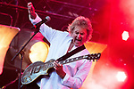 © Joel Goodman - 07973 332324. 06/08/2017 . Macclesfield , UK . JOHN PARR performs at the Rewind Festival , celebrating 1980s music and culture , at Capesthorne Hall in Siddington . Photo credit : Joel Goodman