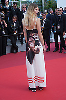 Veronika Heilbrunner at the premiere for &quot;The Beguiled&quot; at the 70th Festival de Cannes, Cannes, France. 24 May 2017<br /> Picture: Paul Smith/Featureflash/SilverHub 0208 004 5359 sales@silverhubmedia.com
