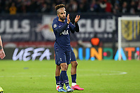 Lucas of Tottenham Hotspur after RB Leipzig vs Tottenham Hotspur, UEFA Champions League Football at the Red Bull Arena on 10th March 2020