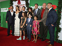 04 November 2017 - Westwood, California - Mel Gibson, Alessandra Ambrosio, Mark Wahlberg, Linda Cardelinni, Will Ferrell, John Lithgow, John Cena, Didi Costine, Owen Wilder Vaccaro, Scarlett Esteves. &quot;Daddy's Home 2&quot; Los Angeles Premiere held at Regency Village Theatre. <br /> CAP/ADM/FS<br /> &copy;FS/ADM/Capital Pictures